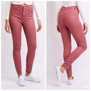 🌵Refuge Hi-Waist Skinny Jeans